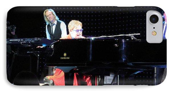 Elton Being Elton Phone Case by Aaron Martens