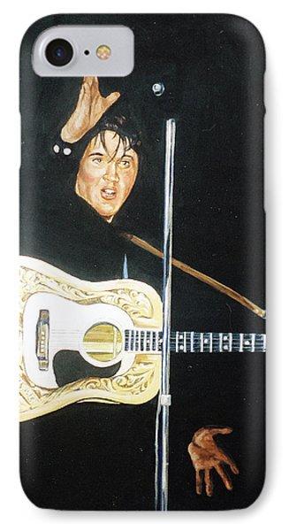 Elvis 1956 Phone Case by Bryan Bustard