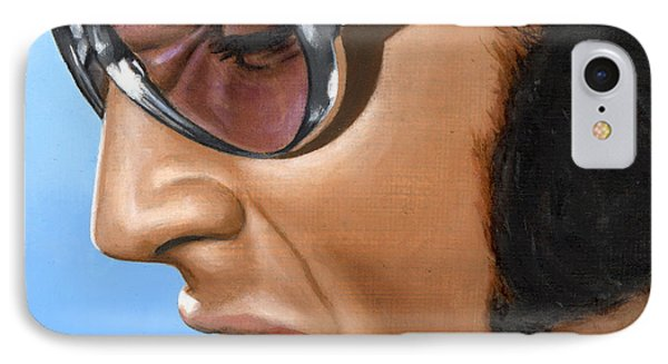 Elvis 24 1970 IPhone 7 Case by Rob De Vries