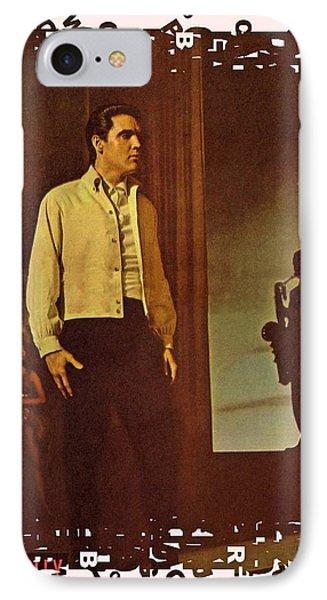 Elvis Aaron Presley IPhone Case by Movie Poster Prints