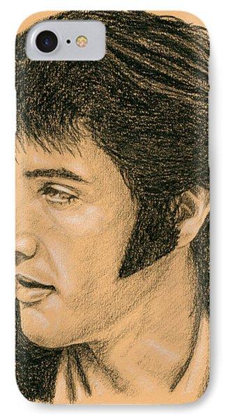 Elvis Las Vegas 69 Phone Case by Rob De Vries