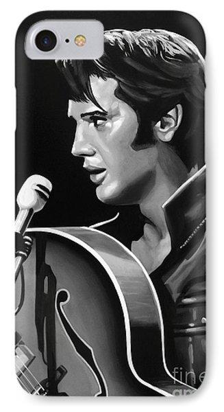 Elvis Presley 3 IPhone Case