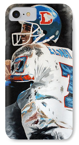 Elway IPhone Case