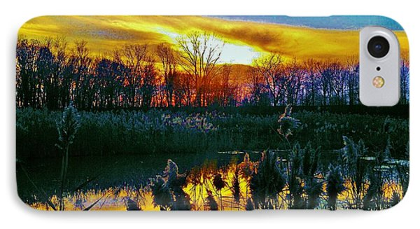 Emagin Sunset IPhone Case by Daniel Thompson