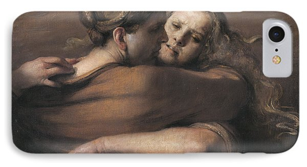 Embrace IPhone Case by Odd Nerdrum