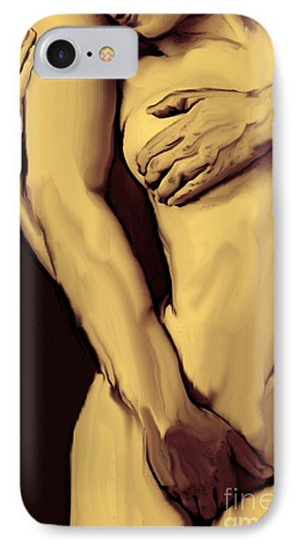 Embrace IPhone Case by Tbone Oliver