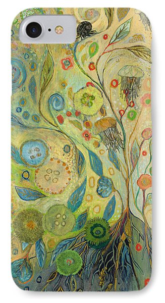 Embracing The Journey Phone Case by Jennifer Lommers