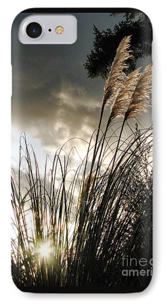 Embracing The Mystery IPhone Case by Rory Sagner