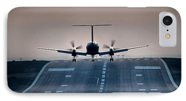 Embraer 120-er IPhone Case by James David Phenicie