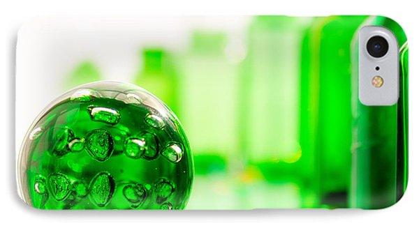 Emerald City I Square IPhone Case