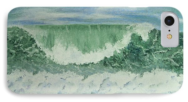 Emerald Green Phone Case by Stanza Widen