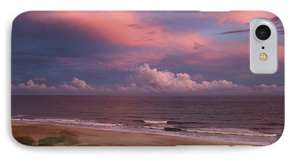 Emerald Isle Sunset IPhone Case