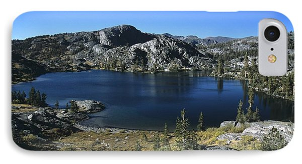 Emerald Lake On John Muir Trail IPhone Case