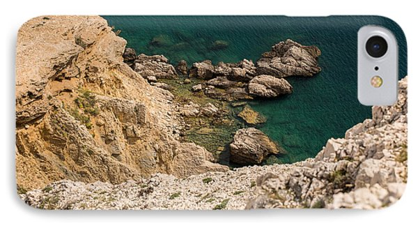 Emerald Sea Phone Case by Davorin Mance