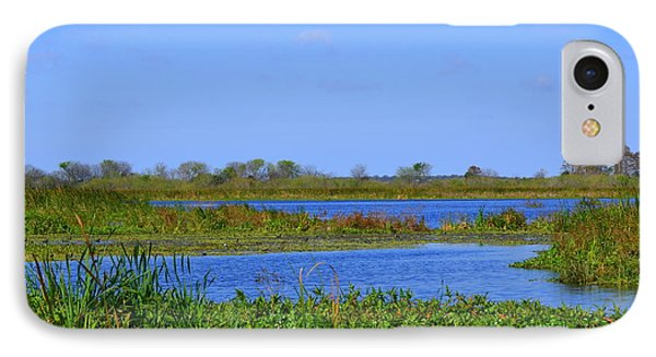 Emeralda Marsh IIi IPhone Case by Jodi Terracina