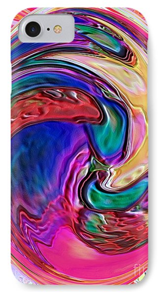 Emergence - Digital Art IPhone Case