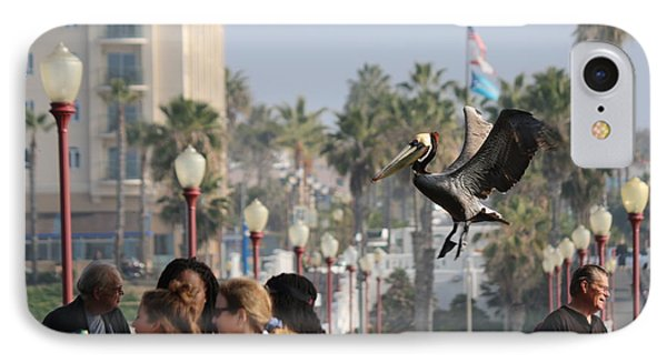 IPhone Case featuring the photograph Emergency Landing  by Christy Pooschke