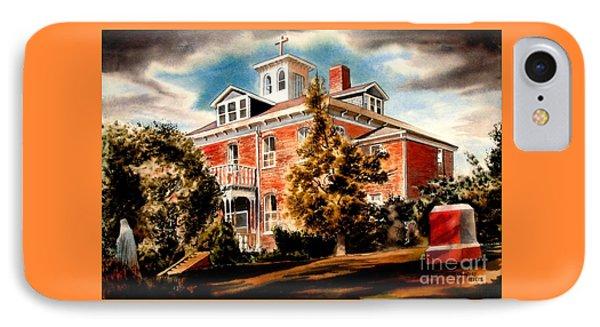 Emerson House IPhone Case by Kip DeVore
