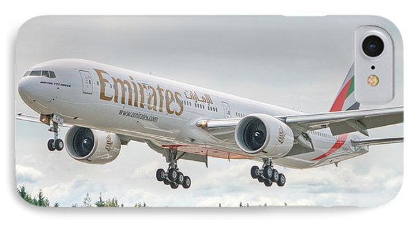 Emirates 777 IPhone Case