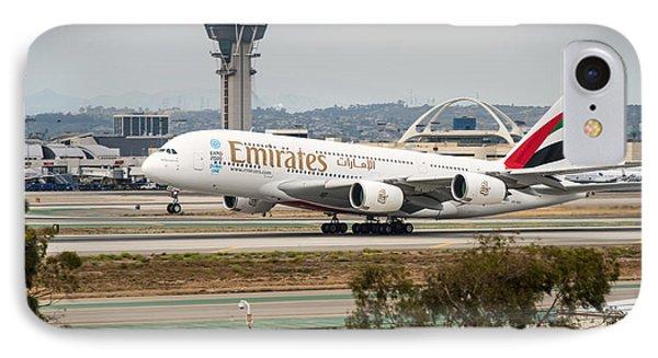 Emirates A380 IPhone Case