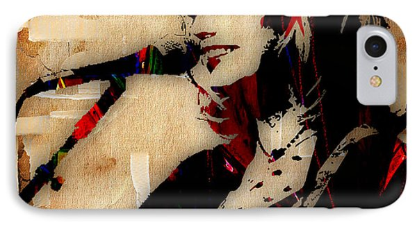 Emmylou Harris Collection IPhone Case by Marvin Blaine