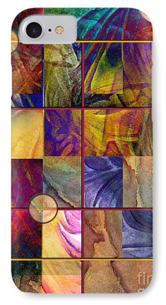 Emotive Tapestry IPhone Case by Allison Ashton