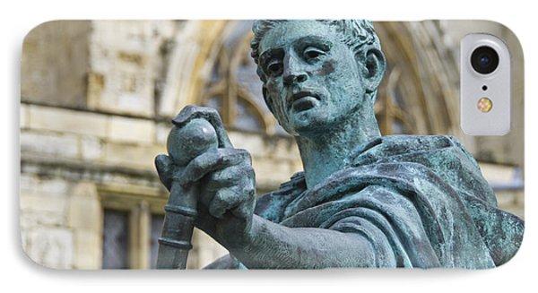 Emperor Constantine IPhone Case