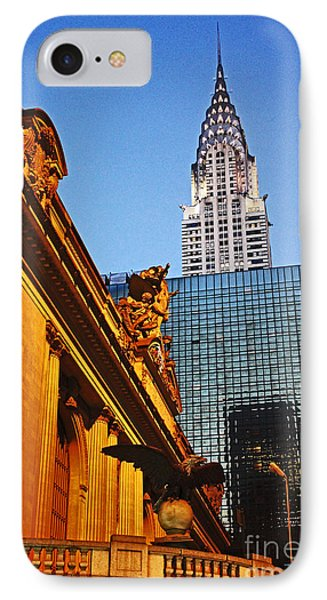 Empire State IPhone Case by Alison Tomich