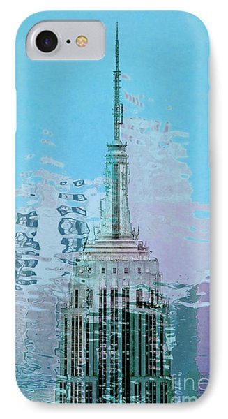 Empire State Building 1 IPhone Case