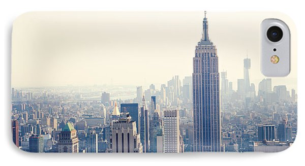 Empire State Building Nyc IPhone Case by Kim Fearheiley