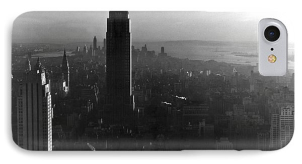 Empire State Building IPhone Case by Underwood Archives