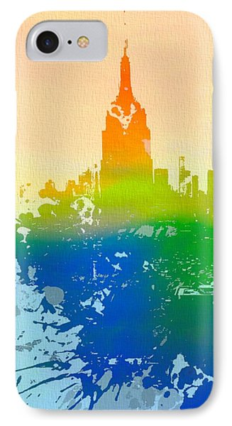 Empire State  IPhone Case by Dan Sproul