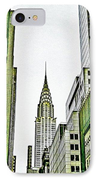 Empire State Manhattan IPhone Case