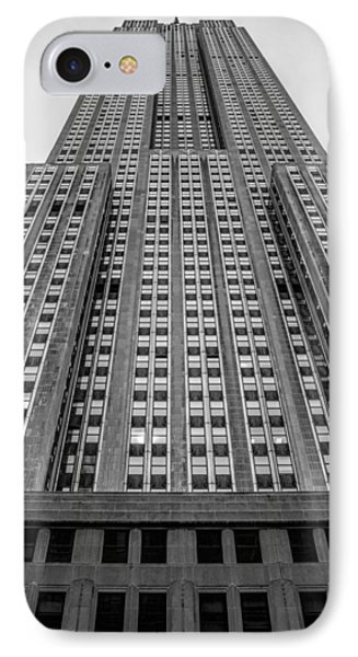 Empire State Of Mind IPhone Case by Jonathan Davison