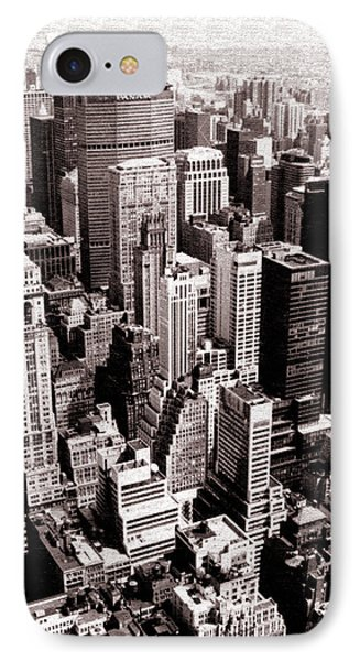 IPhone Case featuring the photograph Empire's View by Christopher McKenzie