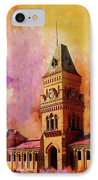 Empress Market Phone Case by Catf