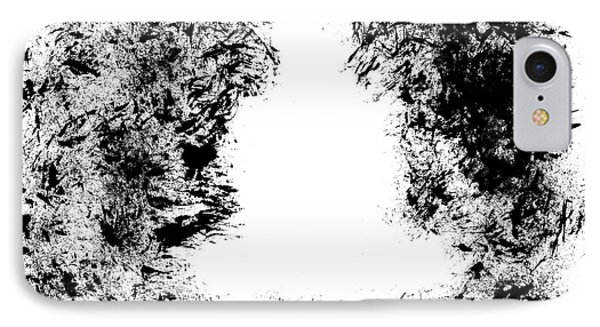 Emptiness IPhone Case by Peter Cutler