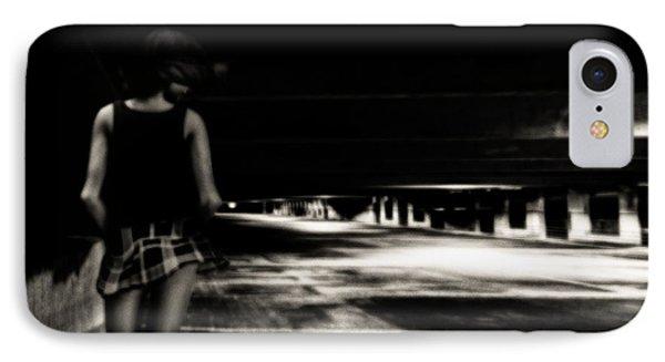 Empty Spaces IPhone Case by Bob Orsillo
