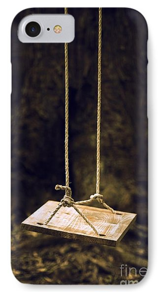 Empty Swing IPhone Case by Carlos Caetano