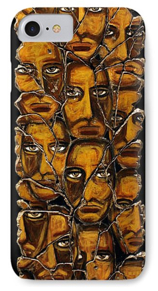 Bogdanoff iPhone 7 Case - Empyreal Souls No. 5 by Steve Bogdanoff