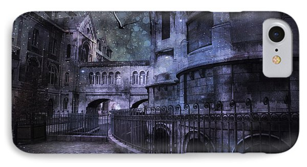 Enchanted Castle IPhone Case by Evie Carrier