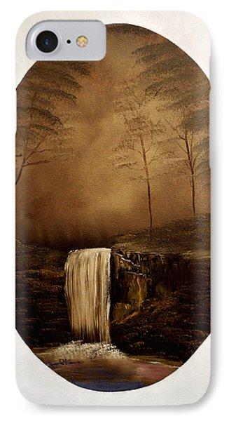 Enchanted Falls Phone Case by Joyce Krenson