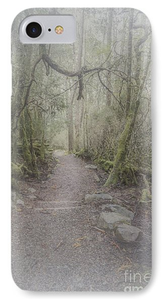 Enchanted Forest IPhone Case by Elaine Teague
