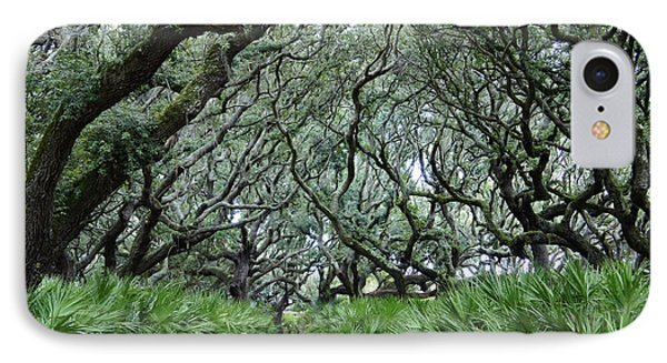Enchanted Forest IPhone Case by Laurie Perry