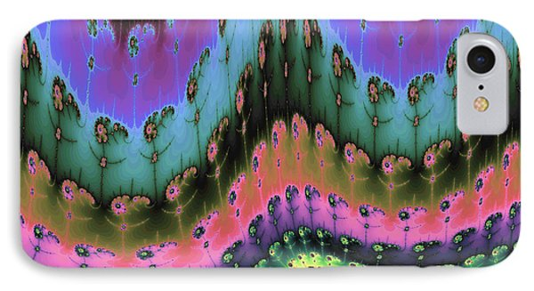 Enchanted Forests Of A New World Phone Case by Angela A Stanton