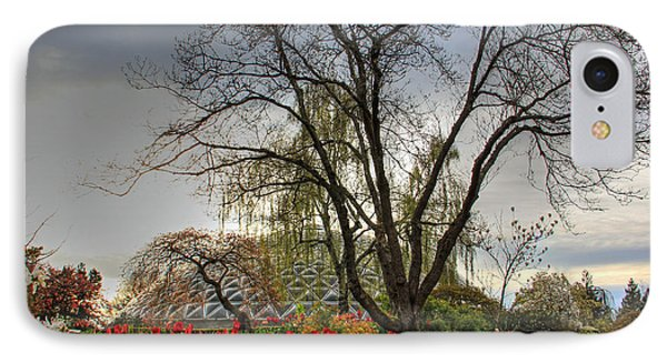 IPhone Case featuring the photograph Enchanted Garden by Eti Reid