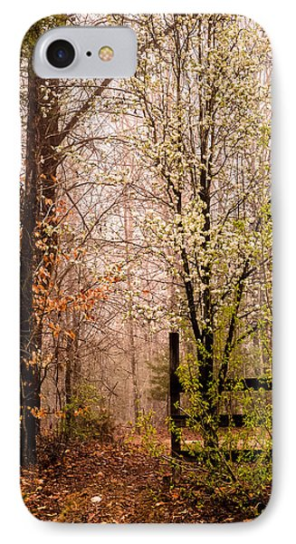 Enchanted IPhone Case by Laura DAddona