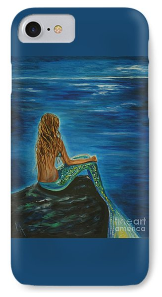 Enchanted Mermaid Beauty IPhone Case