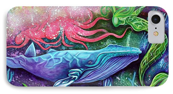 Enchanted Ocean Phone Case by Laura Barbosa