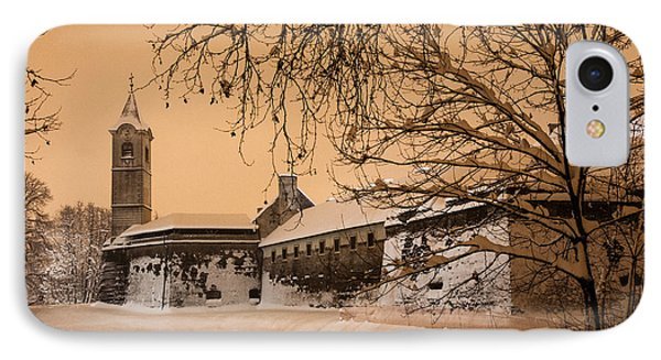 Enchanted Old Town Phone Case by Davorin Mance